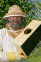 Photo of Beekeeper John