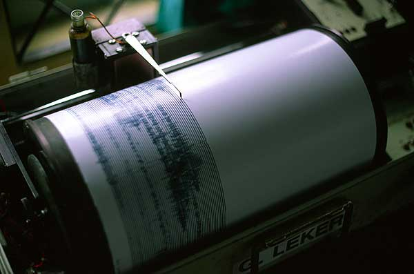 Picture Of Seismograph