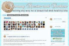 Tempahan Design Blog Mommy Razim & Sarhan