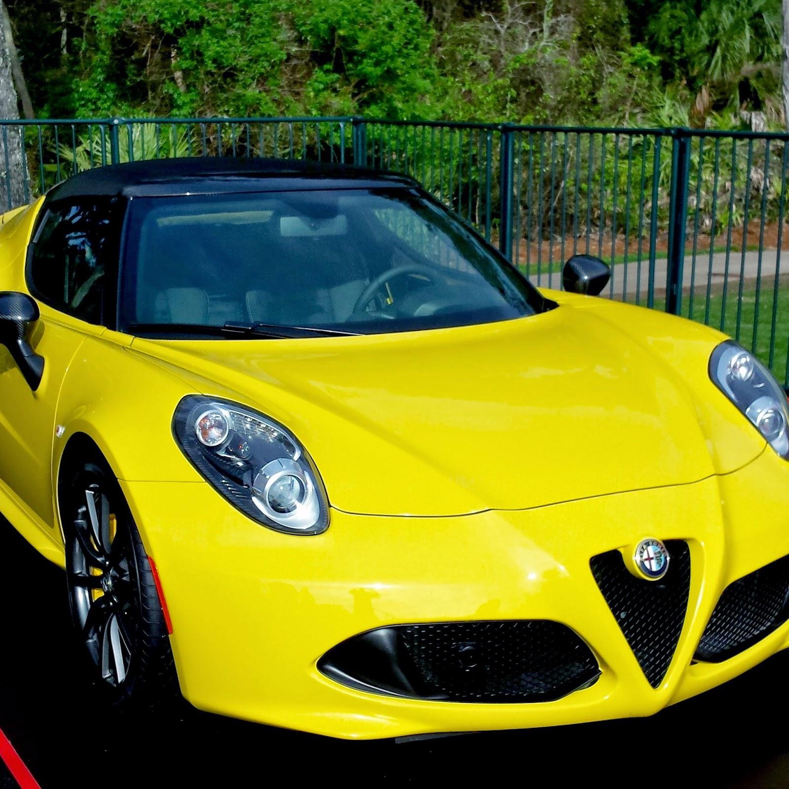 Bob-Boyd Alfa Romeo Of Columbus: Alfa Romeo 4C Spider