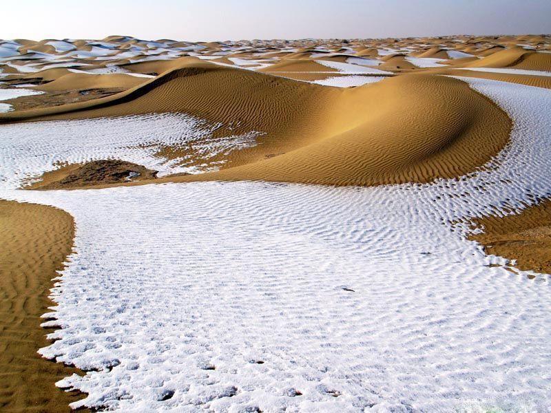 15 Amazing Desert in Photos