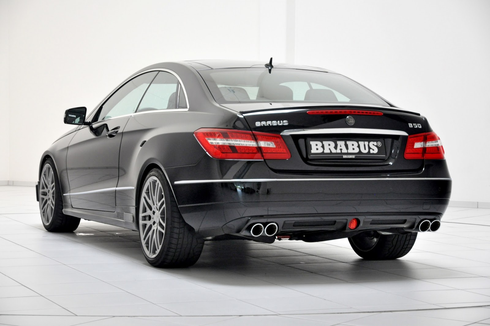All cars nz 2013 mercedes benz e class coupe b50 by brabus for 2013 mercedes benz e class coupe