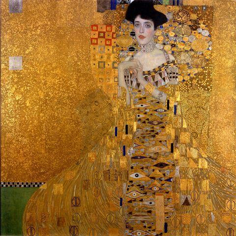 Arteeblog: A fase dourada de Gustav Klimt