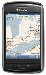 MGMaps: Peta Offline Google