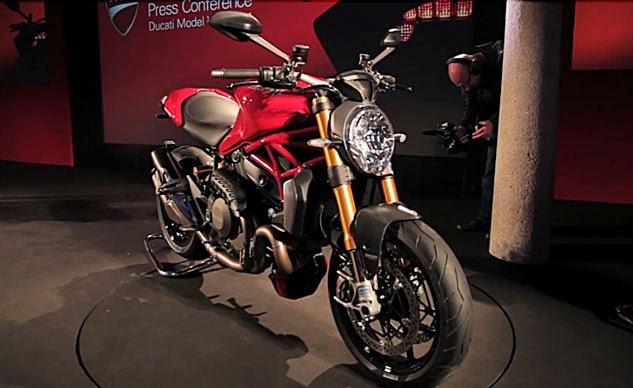otoasia.net - Ducati Indonesia yang diwakili PT. Supermoto Indonesia resmi akan merilis Monster 1200 pada tahun 2014 ini, tepatnya yakni pada bulan September 2014, 10 unit akan didatangkan oleh distributor resmi moge ini.