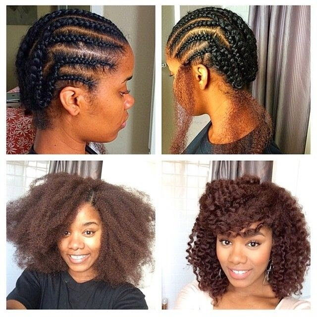 Natural Hair: Cute Crochet Styles