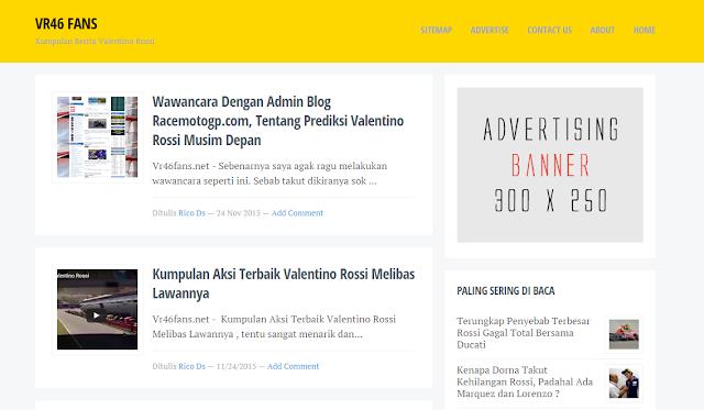 berita motogp dan valentino rossi