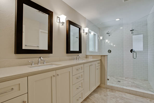 Bathroom Remodel. The Cost To Upgrade An Already Existing Bathroom With All  The Bells And Whistles Is Estimated To Cost $46,760, For A Resale Value Of  ...