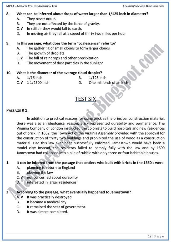 reading-comprehension-english-mcat-preparation-notes