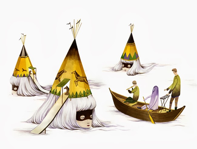 Andrea Wan : Illustration Blog