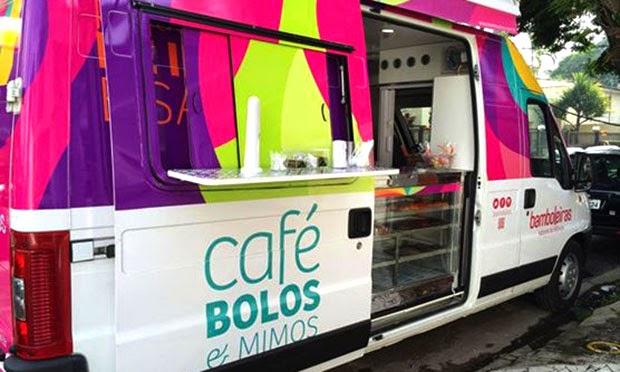 cardápio food truck