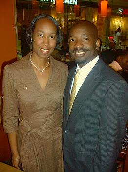 Elder and Mrs. Kevin Jackson