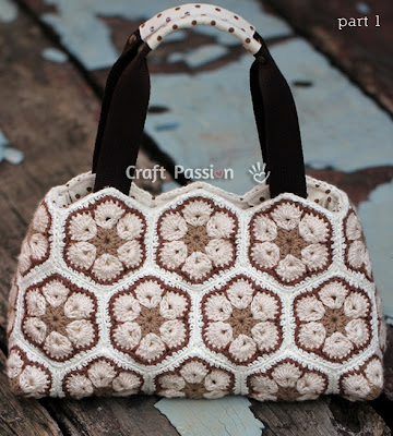 how to crochet bag