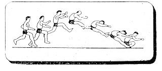 ... olahraga lompat yangtelah di kenal yaitu lompat jauh, lompat jangkit