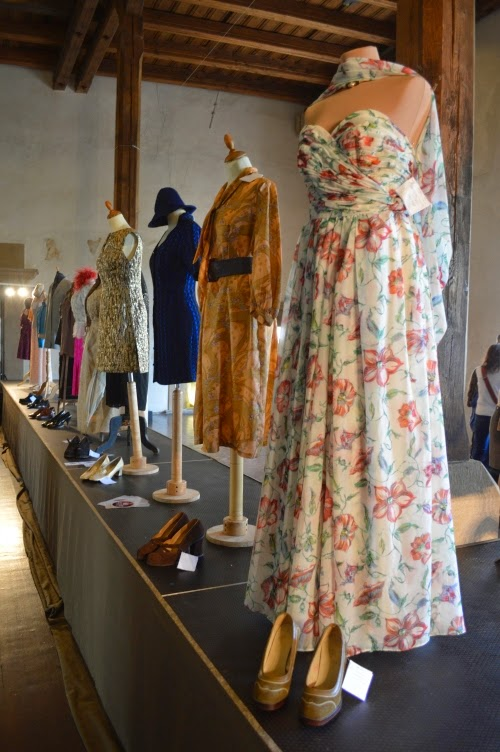 Prague Vintage Fair, 2014, dress, vintage, clothes