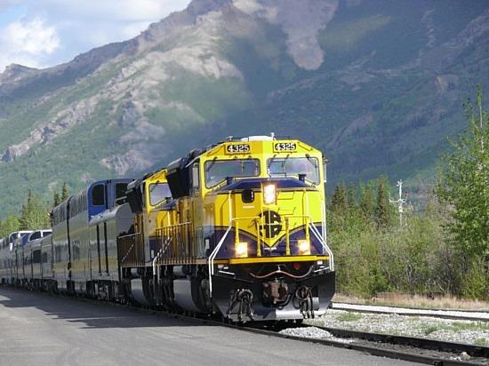 Alaska Train United States Travel And Tourism