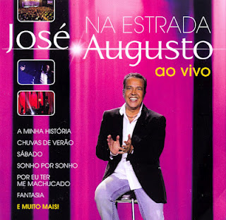 Baixar CD José Augusto – Na Estrada: Ao Vivo (2012) Download