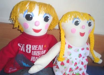 δείτε τις κούκλες μας με μια ματιά