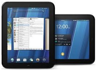 tablet computer, touchpad