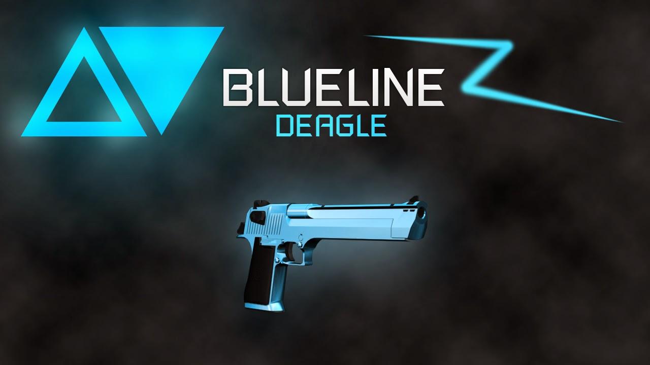 GTA SA - BLUELINE WEAPON PACK Deagle