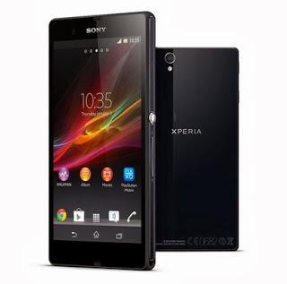 Harga Dan Spesifikasi Sony Xperia Z LTE C6603 New