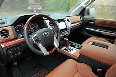 Toyota Tundra Redesign 2018
