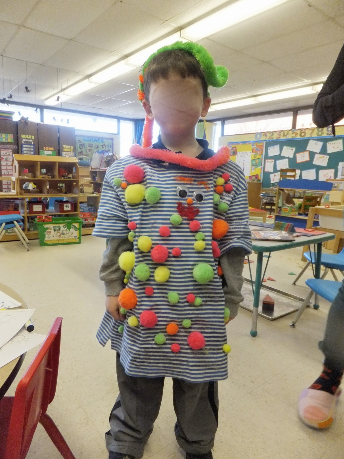 Little Mrs. Preschool: Wacky Wednesday & Dr. Seuss Party!