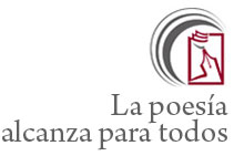 La poesía alcanza para todos