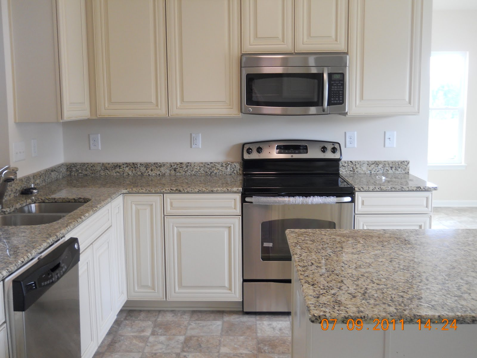 Our Road To A New Home Building With Ryan Homes 6 Dream Kitchen