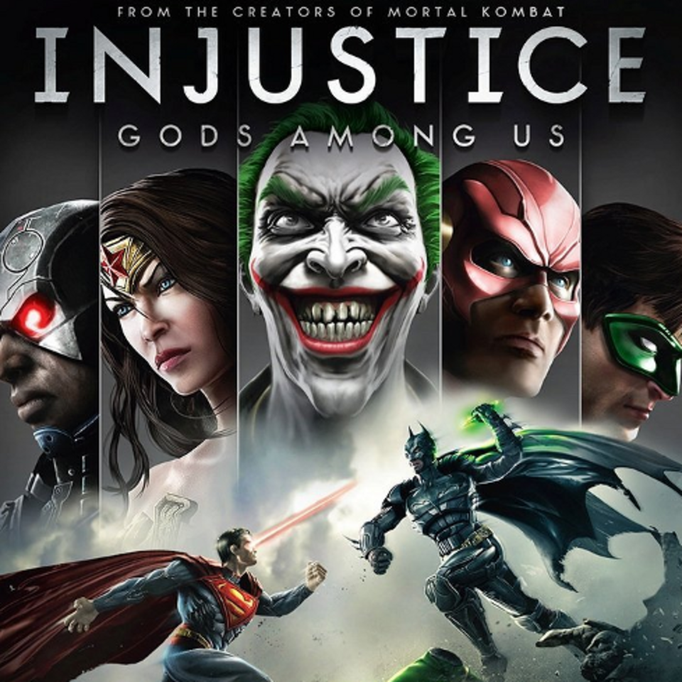 Injustice gods among us PC game Download