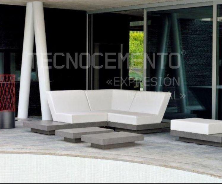 Ideas para el hogar decoraci n de interiores y - Microcemento para exterior ...