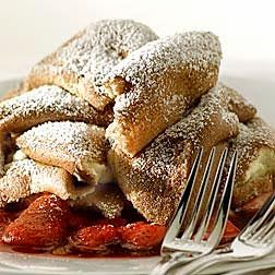 Kaiserschmarren recipe from Wolfgang Puck