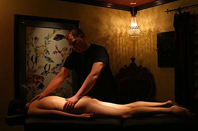 erotic massage body bøsse to body cum in mature