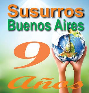 Susurros de Buenos Aires cumple 9 años de vida