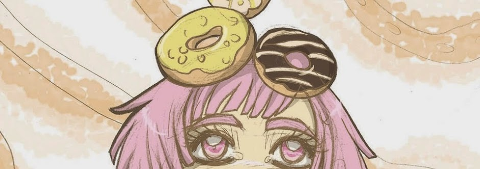 Donuts Comics