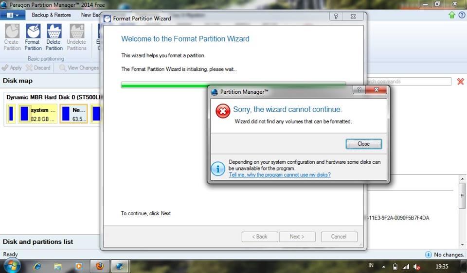 Solusi Ketika Partisi Windows Tidak terdeteksi saat Install Dual Boot dengan Linux (Ubuntu/Mint)