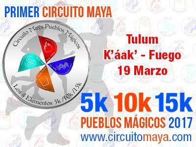 Primer Circuito Maya