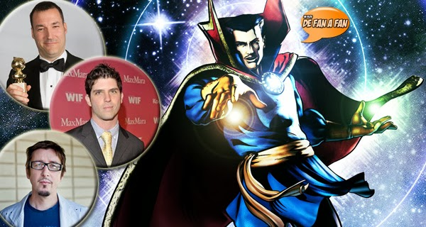 "Candidatos a dirigir ""Dr. Extraño"" para Marvel Studios"