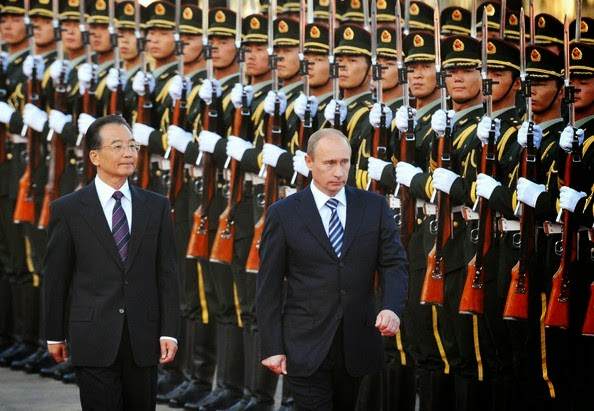 Vladimir Putin Exposes the 'New World Order'