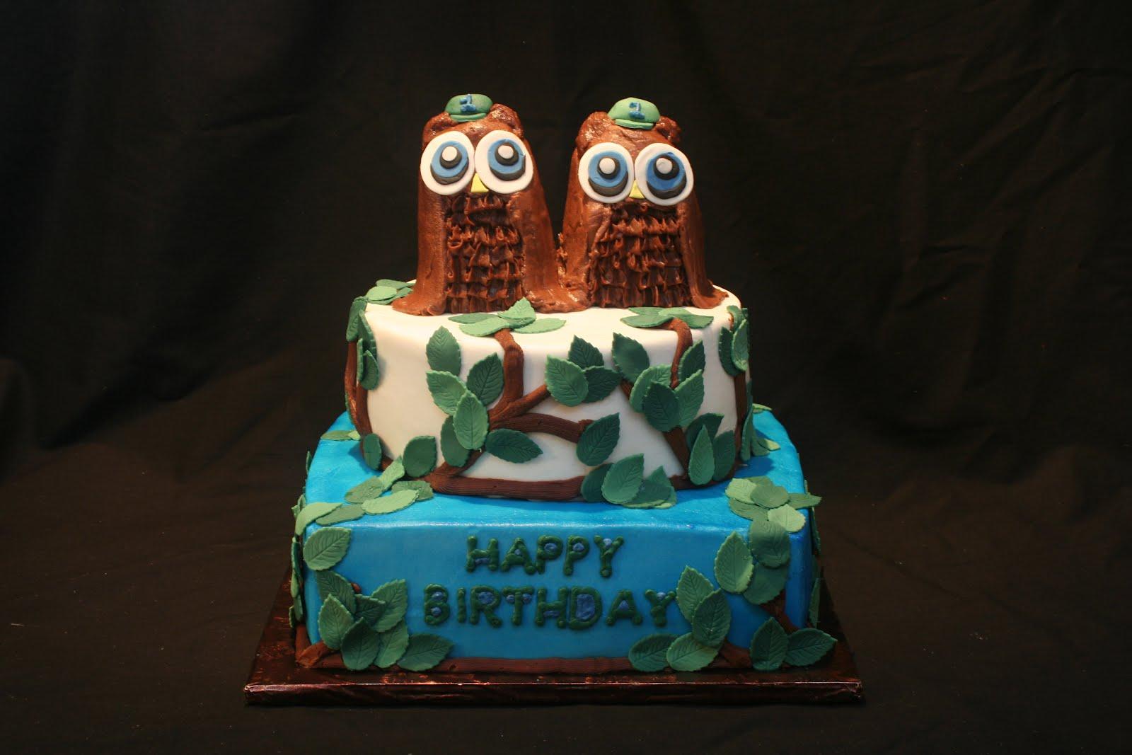 Sweet Nothings Owl Twins