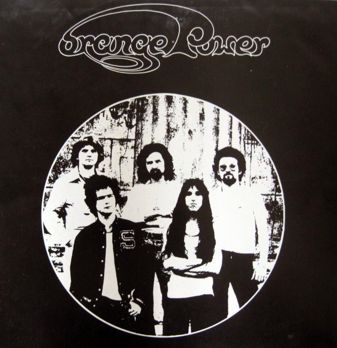 Orange Power Instrumental Vol 6