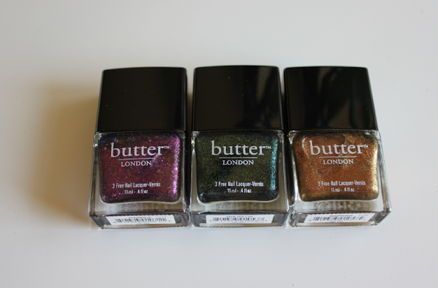 Butter London Shambolic Jack the Lad Scuppered Nail Polish Nordstrom Rack 3 pack