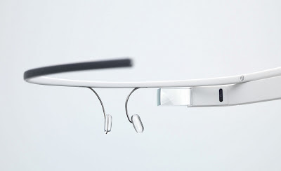 Google Glass vistas por detrás