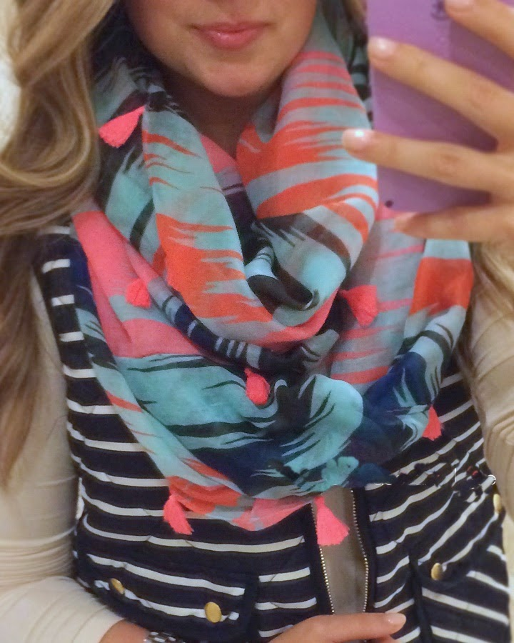 Top 5 scarf