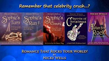romance that rocks book banner