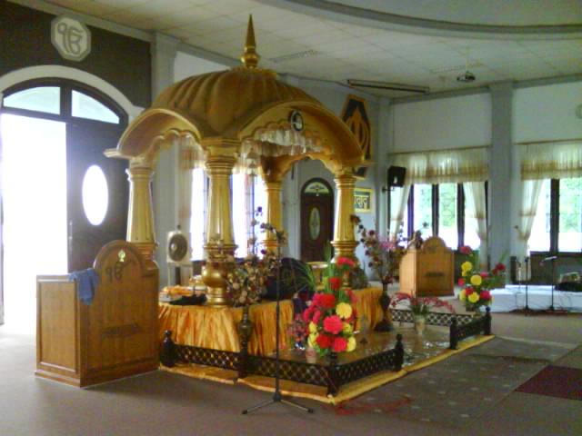 kreaktif agama sikh