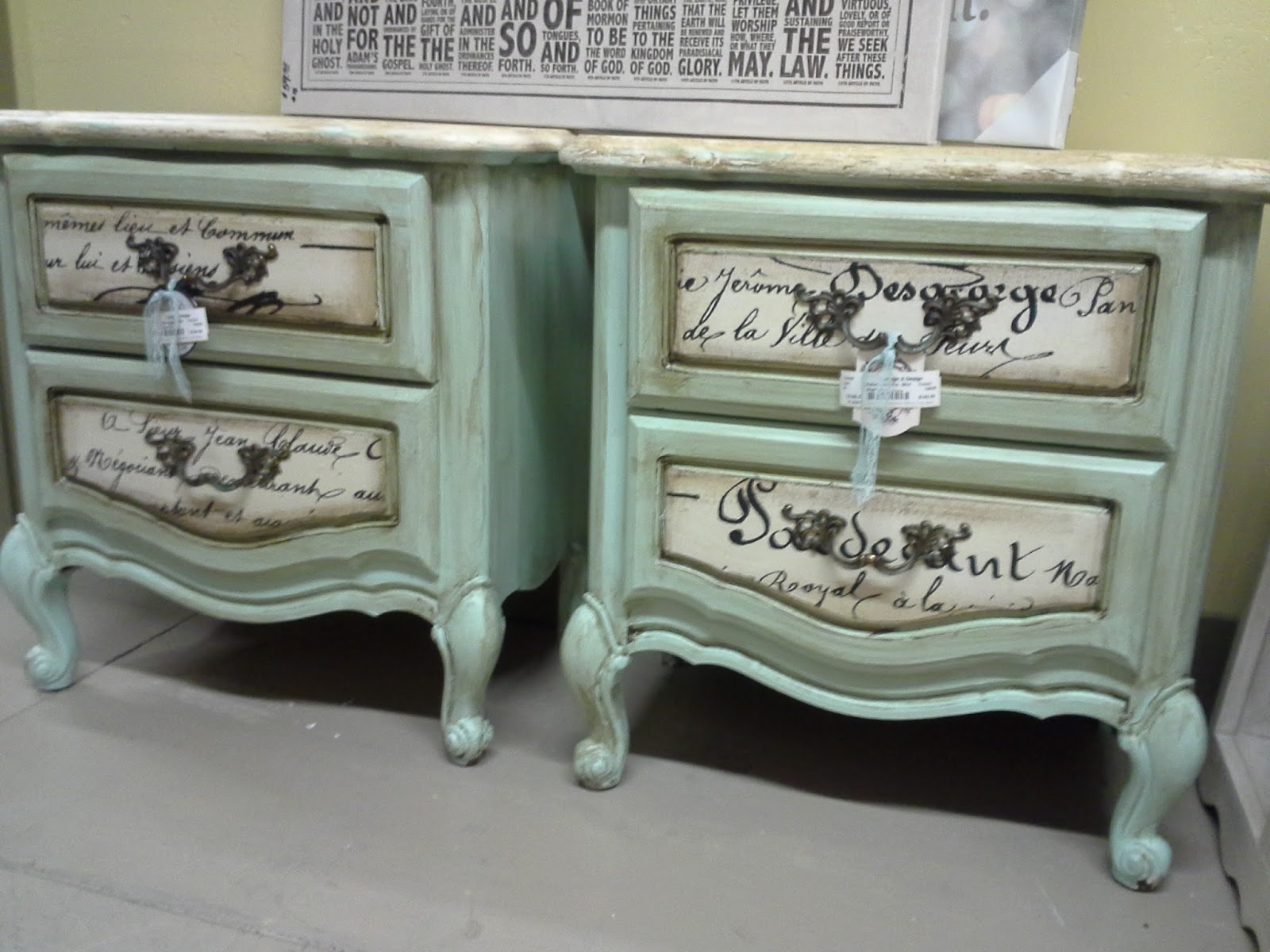Super Cute Nightstands for Girls