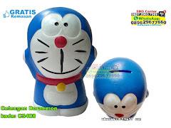 Celengan Doraemon