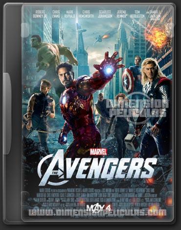 Los Vengadores (BRRip 3D FULL HD Inglés Subtitulada) (2012)