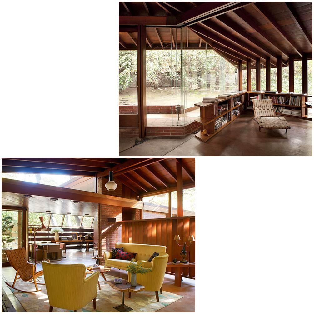The Schaffer House John Lautner